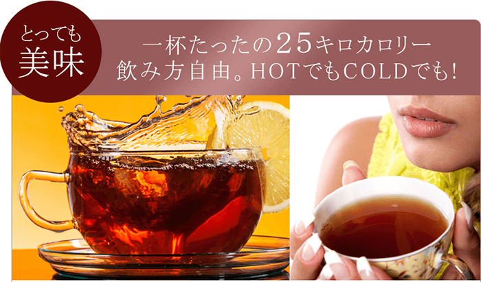 紅茶きのこを使った置き換えダイエット